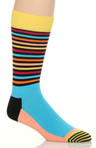 Happy Socks Half Stripe Sock SH01025