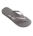 Top Metallic Flip Flops Image