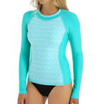 Helen Jon Erica in Sea Rash Guard ESP0174