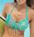 Jamie Sweetheart Halter Swim Top Image