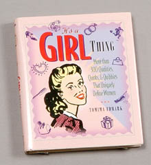 HerRoom & HisRoom It's a Girl Thing Book GirlThg