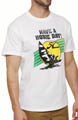 Hobie by Hurley Have a Hobie Day Regular Fit Tee HTS110