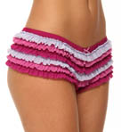 honeydew Mesh Tutu Rumba Panty 007-34