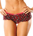 honeydew Butterfly Mesh Rumba Panty 007-63