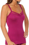 Essential Bliss Rayon And Lace Camisole