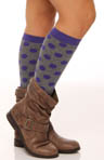 honeydew Big Dot Knee High Sock 3209