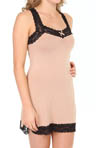 honeydew Ahna Rayon and Lace Chemise 322851