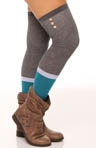 honeydew Fair Isle Over The Knee Sock 3296