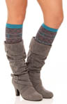Fair Isle Knee High Sock