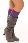 Houndstooth Knee High