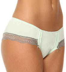 Enchanting Modal And Lace Hipster Panty