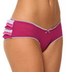 honeydew Tutu Fine Mesh Ruffle Hipster Panty 392479
