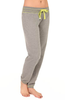 honeydew French Terry Pant