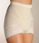 Luminous High Waisted Shaping French Panty
