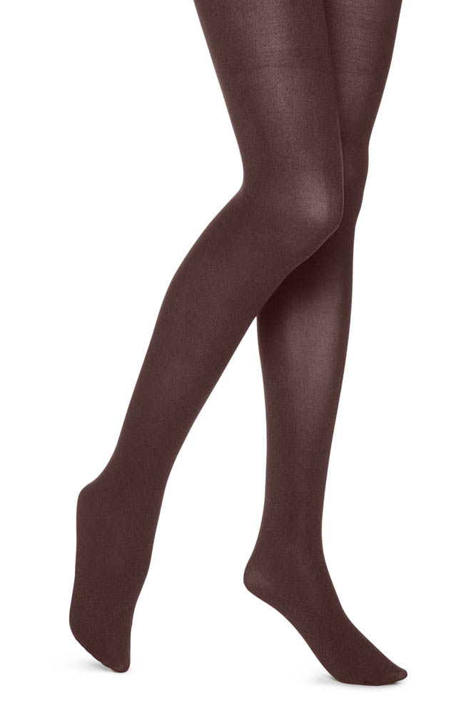 Hue Super Opaque Tights Control Top Size 3 Graphite Heather (Gray) 90 Denier See more like this SPONSORED No Nonsense Super Opaque Tights Size XL Made in U.S.A.