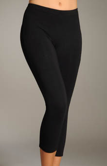 Hue 12238 Cotton Blend Capri Leggings