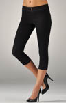 Hue Classic Jeans Capri Leggings 12881