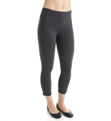 Hue Cotton Capri 12948