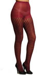 Control Top Houndstooth Tights