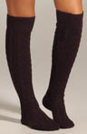 Bootique Chunky Cable Knit Knee Sock