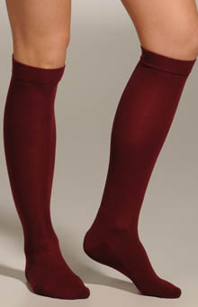 Bootique Tall & Skinny Cushioned Knee Sock