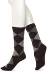 Hue Argyle Sock 13349