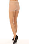 Hue Backseam Sheer Detailed Sole Tights 13362