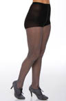 Faux Fishnet Tights