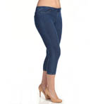 Hue The Original Jeans Capri Legging Plus Size 13473P