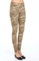 Leopard Soft Skimmer Leggings Image