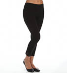 Hue Crochet Trim Cotton Legging 14286