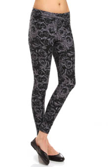 Hue Rosy Soft Skimmer Leggings 14298