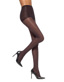 Hue Pindot Diamond Sheer Tights 14517