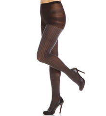Hue Glen Plaid Tights with Control Top 14538