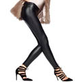 Leatherette Leggings Image