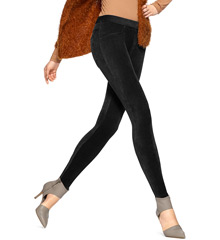 Hue Corduroy Leggings 14607