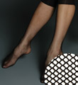 Classic Fishnet Knee Highs Image