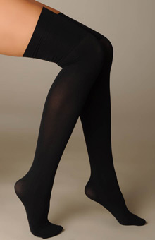 Hue Over the Knee Boot Liner Sock 6491