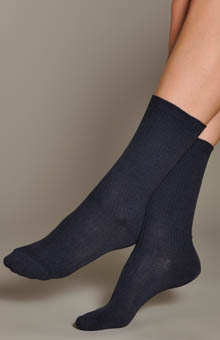 Hue Relaxed Top Sock 7693