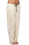 Hue Foxy Wood Long PJ Pant PJ31132
