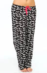 Hue Script With Dogs Long PJ Pant PJ42107