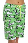 Hue Doxie Parade Sleep Bermuda Short PJ42138