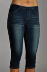 Hue Skinny Jeanz Capri Legging U11334