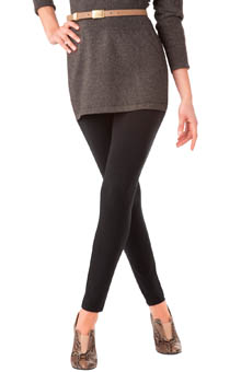 Hue Ultra Leggings With Wide Waistband U12665