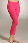 Hue Twill Skimmer Leggings U13236
