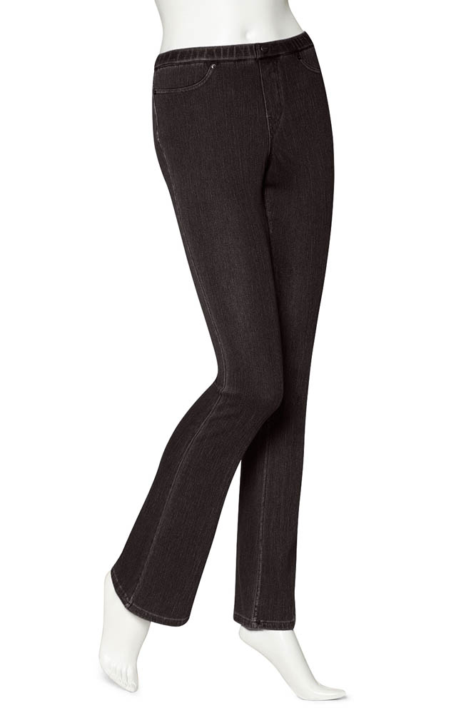 Free shipping BOTH ways on denim bootcut elastic waist leggings, from our vast selection of styles. Fast delivery, and 24/7/ real-person service with a smile. Click or call
