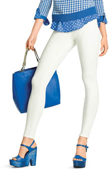 The Original Jeans Solid Leggings