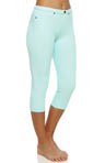 Sunwashed Denim Leggings Image