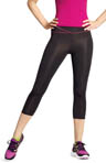 Hue Sport Capri Leggings U13561