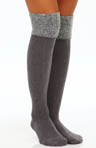 Hue Tweed Cuff Over The Knee U13730